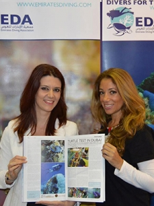 Divers for the Environment: Emirates Diving Association (EDA)'s magazine